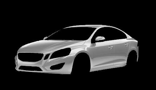 Цвета кузова S60